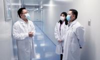 杨兴平副省长调研成都市高新区新川生物医药创新孵化园
