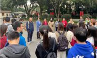 2020中国微生物学会学术年会组对志愿者展开会务培训